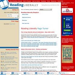 Reading Liberally
