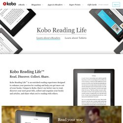 Reading Life_ Kobo