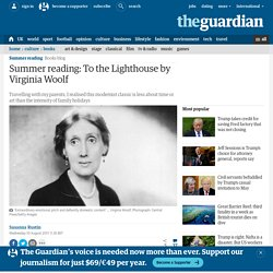 Summer reading: To the Lighthouse by Virginia Woolf