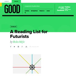 A Reading List for Futurists - Singularity 101