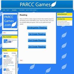 PARCC Games