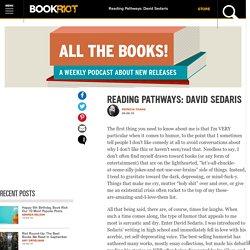 Reading Pathways: David Sedaris