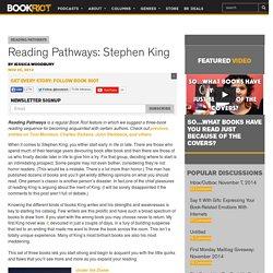 Reading Pathways: Stephen King