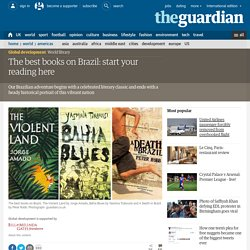 The best books on Brazil: start your reading here