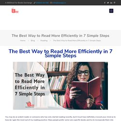 7 Best Reading Strategies To Help You Read More Effectively
