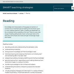 SMART teaching strategies