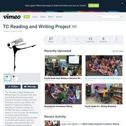 TC Reading and Writing Project