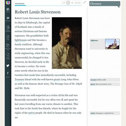 Robert Louis Stevenson - The Body Snatcher (audio)