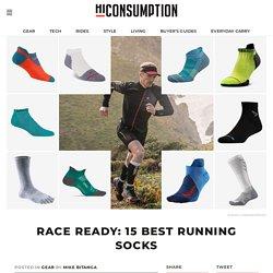 Race Ready: 15 Best Running Socks