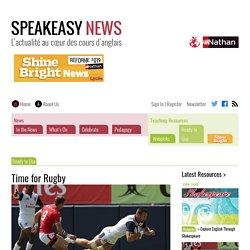 Ready to Use – Speakeasy News