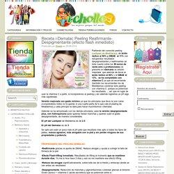Receta i-Demalac Peeling Reafirmante-Despigmentante (efecto flash inmediato) - I-Chollos