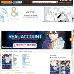Real Account - A partir de 14 ans