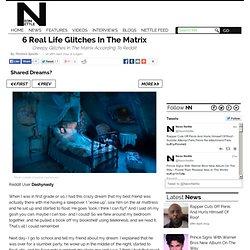 6 Real Life Glitches In The Matrix