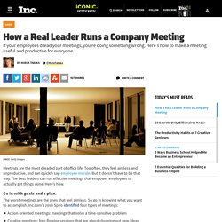 how-a-real-leader-runs-a-company-meeting