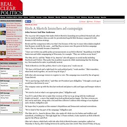 Politics - Mar 30, 2012 - Etch A Sketch launches ad campaign