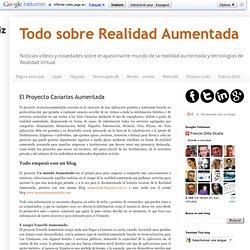 Proyecto Canarias Aumentada