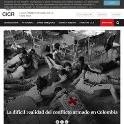La difícil realidad del conflicto armado en Colombia