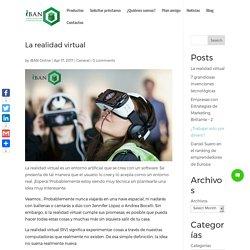 La realidad virtual - Préstamos iBAN