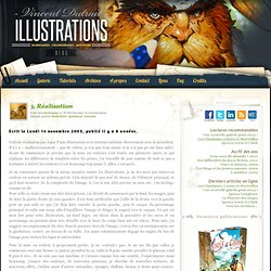 Vincent Dutrait - Illustrations