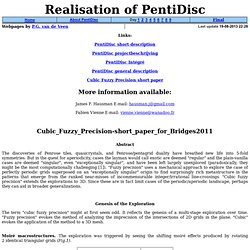 Realisation of PentiDisc