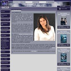 Sonia Barkallah - Réalisatrice Faux Départ - S17 Production