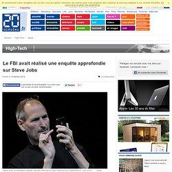 Le FBI publie son dossier sur Steve Jobs