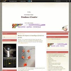 Réaliser des bijoux en émaillage à froid avec efcolor - Le blog de espaceperle