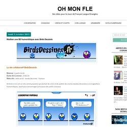 Oh mon Fle: Réaliser une BD humoristique avec Birds Dessinés