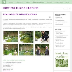 comment réaliser un jardin japonais ? - Horticulture et Jardins