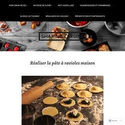 Réaliser la pâte à ravioles maison – sharing cuisine