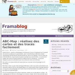ABC-Map : réalisez des cartes et des tracés facilement