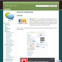 REALITAT AUGMENTADA - EsCola 2.0
