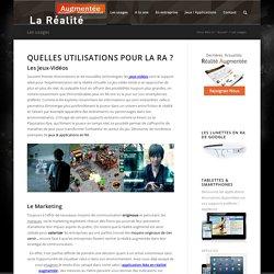La Réalité Augmentée - tout savoir : Jeux, Applications, Vidéos