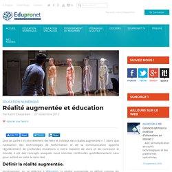 Réalité augmentée et éducation