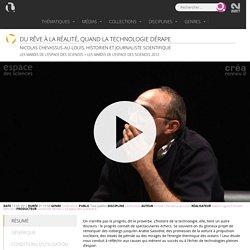 Du rêve à la réalité, quand la technologie dérape - L'aired'uL'aired'u