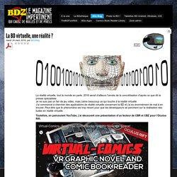 Réalité virtuelle BD