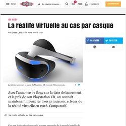 (20) La réalité virtuelle au cas par casque