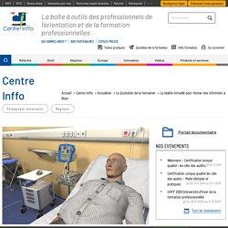 La réalité virtuelle pour former des infirmiers à Niort