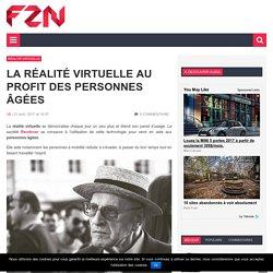 La réalité virtuelle au profit des personnes âgées