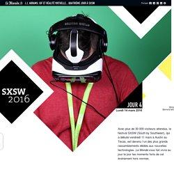 J.J. Abrams, GIF et réalité virtuelle... quatrième jour à SXSW