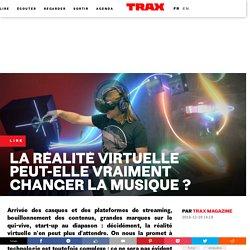 La réalité virtuelle peut-elle vraiment changer la musique ?