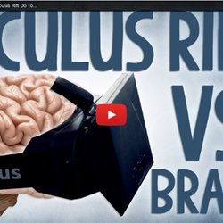 ▶ Reality Check - What Does the Oculus Rift Do To Your Brain?