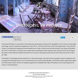 Reality 51 - english version - Chernobyl VR Project