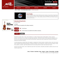 Akai Interactive String Section