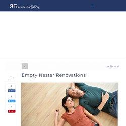 Empty Nester Renovations