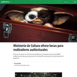 Becas para realizadores audiovisuales en Colombia 2018