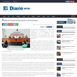 Realizan Congreso Nacional en Gerontología