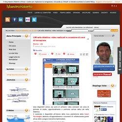 LIM nella didattica: video realizzati in occasione di corsi di formazione