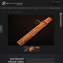 Realm Dynamics — SOLFEGGIO DRONE 528Hz