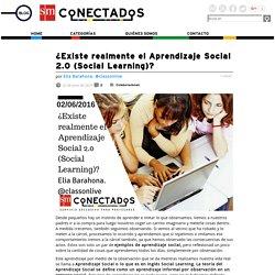 ¿Existe realmente el Aprendizaje Social 2.0 (Social Learning)?